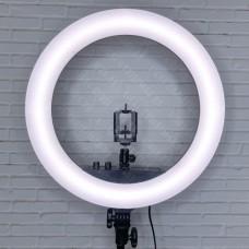 Кольцевая лампа Mettle LED 512 RL-18 ll 45 см с зеркалом, сумкой и штативом