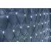 Светодиодная сетка LED-SNL-C-432-2*3M-240V-W/BL (белые светодиоды/черный провод) с контроллером, 2*3 м