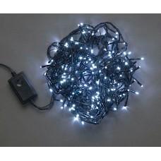 LED-BW-200-20M-240V-W белая, черный провод, 20м