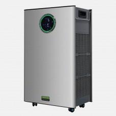 Рециркулятор-очиститель воздуха бактерицидный GRITTO V5 до 120 м² (800 м³/час)