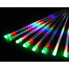 Тающие сосульки LED-PLP-SNOW-320L-0,5M-12V-RGB мульти, 5шт, 5*0.5м