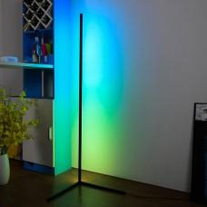 Угловой напольный цветной RGB торшер NF888 160 см