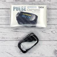 Пульсоксиметр на палец C101A2medical для измерения уровня кислорода в крови и пульса