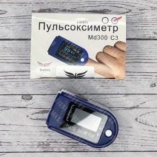 Пульсоксиметр на палец MD300C3 для измерения уровня кислорода в крови и пульса