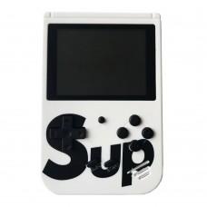 Игровая приставка консоль SUP Gamebox Plus 400 в 1, белый
