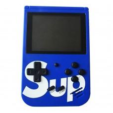 Игровая приставка консоль SUP Gamebox Plus 400 в 1, синий