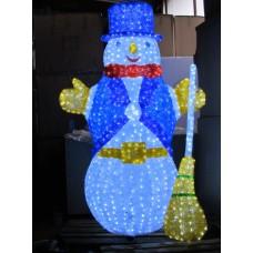 Световая фигура Снеговик 200*125 см 24V