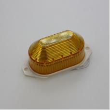 Строблампа накладная, светодиодная, желтый цвет