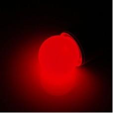 Светодиодная лампа для Белт Лайт LED G45 220V-240V Red, красный