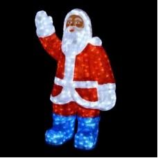 Световая фигура Дед Мороз 120*80 см 24V
