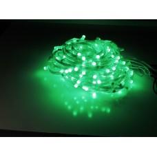 Светодиодный клип-лайт LED-CMLP-4W-15СМ-200-12V-G зеленый, смена режимов светодинамики