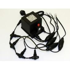 Трансформатор для клип-лайта J300W, 12V, 300W