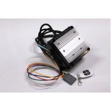 Контроллер SL-411-240V-5BLC-NEW TYPE LED 4-канальный, 4800W С IR пультом управления