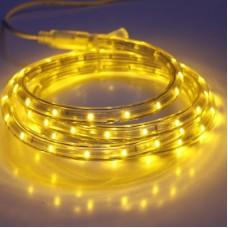 Дюралайт светодиодный двухжильный LED-CDL-FCB-3528-13MM-36L-240V-Y желтый, 13мм, кратность резки 2м