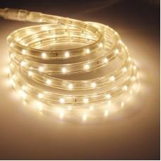 Дюралайт светодиодный двухжильный LED-CDL-FCB-3528-13MM-36L-240V-WW белый теплый, 13мм, кратность резки 2м
