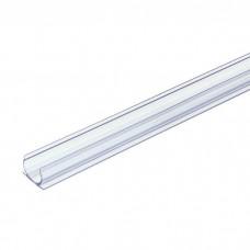 Профиль направляющая для дюралайта, 13 мм, пластиковый, 2М