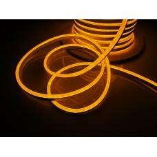 Гибкий неон SN-FX-2W-8*16-50M-240V-Y, желтый, 8х16мм, кратность резки 1,52м