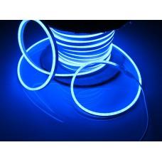 Гибкий неон SN-FX-2W-8*16-50M-240V-B, синий, 8х16мм, кратность резки 0,91м