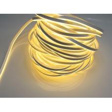 Гибкий неон SN-FX-2W-8*16-50M-240V-WW, теплый белый, 8х16мм, кратность резки 0,91м