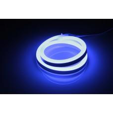 Гибкий неон LNB-FX-2W-1.5CM-3FT-35M-240V-B, синий, 15х26мм, кратность резки, 0,91м