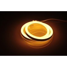 Гибкий неон LNH-FX-2W-0.5-3FT-35M-240V-WW теплый белый, 15х26мм, кратность резки 0,91м