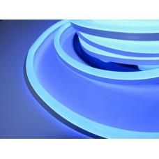 Гибкий неон LN-FX-2W-0.5-0.25FT-P-35M-24V-B синий, 15х26мм, кратность резки 0,91м