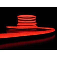 Гибкий неон LNB-FX-50-24V-R красный, 14х27,5мм, кратность резки 1,52м