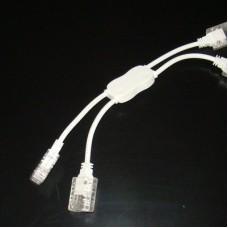 Коннектор для LED-XF-2W X-образный