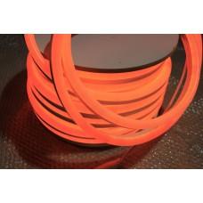 Гибкий неон LNB-FX-2W-1.5CM-5FT-35M-240V-A (без меток) янтарный, 15х26мм, кратность резки 1,52м