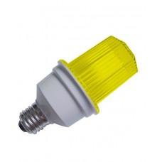Ксеноновая строб-лампа Е27, желтый цвет G-JS07Y