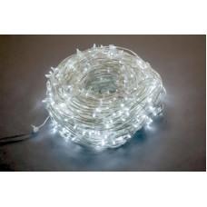 Светодиодный клип-лайт LED-LP-15-100M-12V-W-F(W) белый, белый Flash, прозрачный провод (без колпачка)