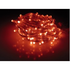 Светодиодный клип-лайт LED-CMLP-4W-15СМ-200-12V-R красный, смена режимов светодинамики