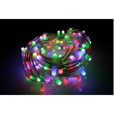 Светодиодный клип-лайт LED-LP-15СМ-30M-12V-RGB мульти, смена режимов светодинамики