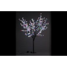 Дерево светодиодное, Сакура 1,9*1,5 м мульти