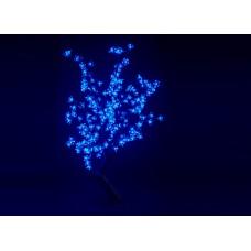 Куст светодиодный, Сакура 0,8*0,8 м синий (224 светодиода)