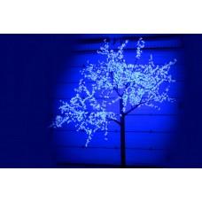 Дерево светодиодное, Сакура 3,6*3,0 м синее