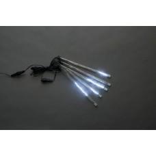 Тающие сосульки LED-PLM-SNOW-180L-0.3M-5-12V-W белые, 5шт, 5*0.3м