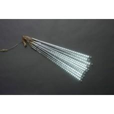 Тающие сосульки LED-PLM-METEOR TUBE-540-10-12V-W белые, 10шт, 3*0.5м (несоединяемая)
